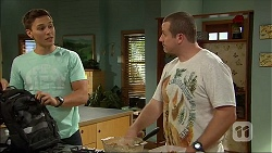 Josh Willis, Toadie Rebecchi in Neighbours Episode 7097