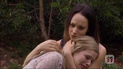 Amber Turner, Imogen Willis in Neighbours Episode 7097