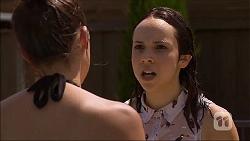 Paige Novak, Imogen Willis in Neighbours Episode 7098