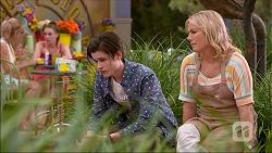 Bailey Turner, Lauren Turner in Neighbours Episode 7098