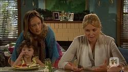Sonya Mitchell, Nell Rebecchi, Danni Ferguson in Neighbours Episode 7098