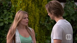 Amber Turner, Daniel Robinson in Neighbours Episode 7098