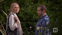 Danni Ferguson, Toadie Rebecchi in Neighbours Episode 7098
