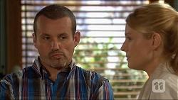 Toadie Rebecchi, Danni Ferguson in Neighbours Episode 7098
