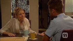 Danni Ferguson, Mark Brennan in Neighbours Episode 7099