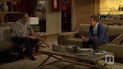 Karl Kennedy, Paul Robinson in Neighbours Episode 7099
