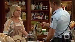 Lauren Turner, Mark Brennan in Neighbours Episode 7099