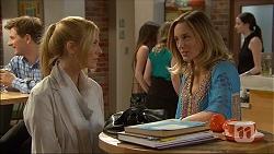 Danni Ferguson, Sonya Mitchell in Neighbours Episode 7099
