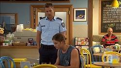 Mark Brennan, Tyler Brennan in Neighbours Episode 7099