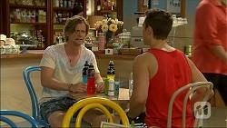 Daniel Robinson, Josh Willis in Neighbours Episode 7101