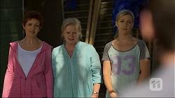 Susan Kennedy, Sheila Canning, Georgia Brooks in Neighbours Episode 7101