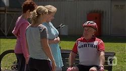 Susan Kennedy, Georgia Brooks, Sheila Canning, Lou Carpenter in Neighbours Episode 7101