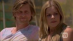 Daniel Robinson, Amber Turner in Neighbours Episode 7101
