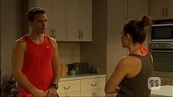 Josh Willis, Paige Novak in Neighbours Episode 7101