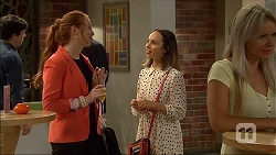 Samantha Turnball, Imogen Willis in Neighbours Episode 7102