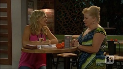 Georgia Brooks, Sheila Canning in Neighbours Episode 7103