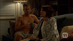 Mark Brennan, Naomi Canning in Neighbours Episode 7103