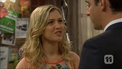 Georgia Brooks, Nick Petrides in Neighbours Episode 7103