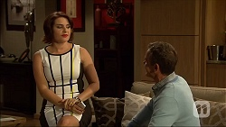 Naomi Canning, Paul Robinson in Neighbours Episode 7103