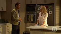 Mark Brennan, Lauren Turner in Neighbours Episode 7104