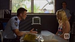 Mark Brennan, Georgia Brooks in Neighbours Episode 7104