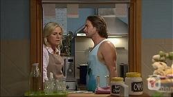 Lauren Turner, Brad Willis in Neighbours Episode 7104