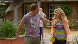 Kyle Canning, Georgia Brooks in Neighbours Episode 7104