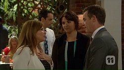 Terese Willis, Naomi Canning, Paul Robinson in Neighbours Episode 7105
