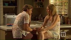 Daniel Robinson, Amber Turner in Neighbours Episode 7105