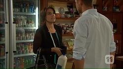 Naomi Canning, Mark Brennan in Neighbours Episode 7105