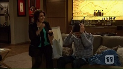 Naomi Canning, Paul Robinson in Neighbours Episode 7105