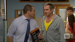 Toadie Rebecchi, Karl Kennedy in Neighbours Episode 7106