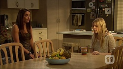 Paige Novak, Amber Turner in Neighbours Episode 7106