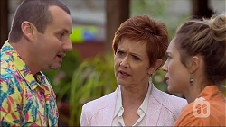 Toadie Rebecchi, Susan Kennedy, Sonya Mitchell in Neighbours Episode 7106