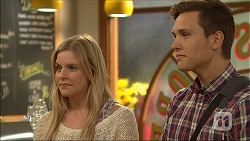 Amber Turner, Josh Willis in Neighbours Episode 7106