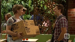 Daniel Robinson, Josh Willis in Neighbours Episode 7106