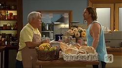 Lou Carpenter, Brad Willis in Neighbours Episode 7107