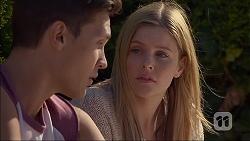 Josh Willis, Amber Turner in Neighbours Episode 7107