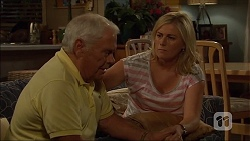 Lou Carpenter, Lauren Turner in Neighbours Episode 7108