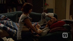 Naomi Canning, Mark Brennan in Neighbours Episode 7108