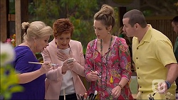 Sheila Canning, Susan Kennedy, Sonya Mitchell, Toadie Rebecchi in Neighbours Episode 7108