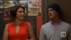 Naomi Canning, Paul Robinson in Neighbours Episode 7108