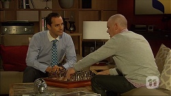 Nick Petrides, Paul Robinson in Neighbours Episode 7109