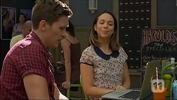 Josh Willis, Imogen Willis in Neighbours Episode 7109