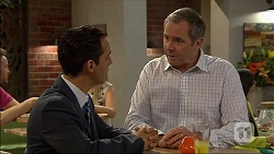 Nick Petrides, Karl Kennedy in Neighbours Episode 7109