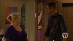 Sheila Canning, Mark Brennan in Neighbours Episode 7109