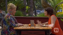 Sheila Canning, Naomi Canning in Neighbours Episode 7109