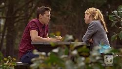 Josh Willis, Danni Ferguson in Neighbours Episode 7109