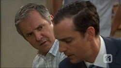 Karl Kennedy, Nick Petrides in Neighbours Episode 7109