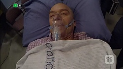 Paul Robinson in Neighbours Episode 7110